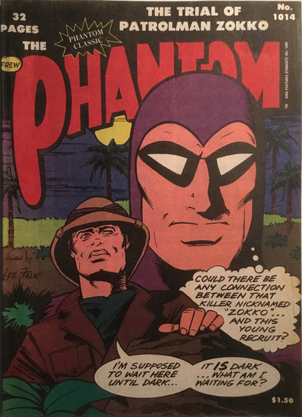 THE PHANTOM #1014