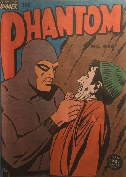THE PHANTOM # 645