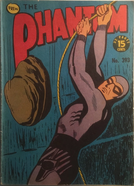 THE PHANTOM #393