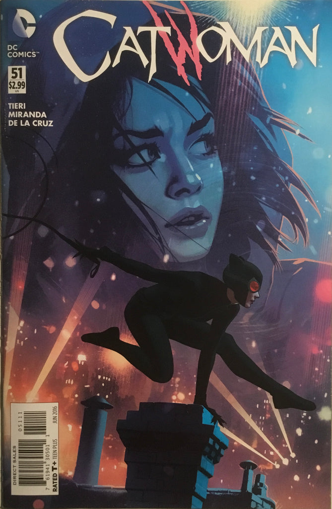 CATWOMAN (NEW 52) #51