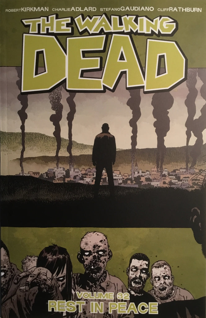 WALKING DEAD VOL 32 REST IN PEACE GRAPHIC NOVEL