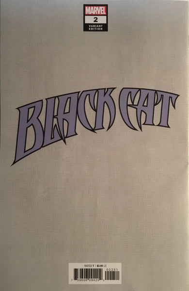 BLACK CAT # 2 CAMPBELL 1:50 VIRGIN COVER