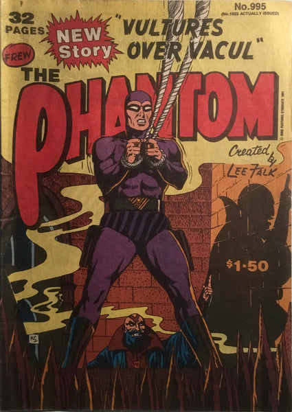 THE PHANTOM # 995