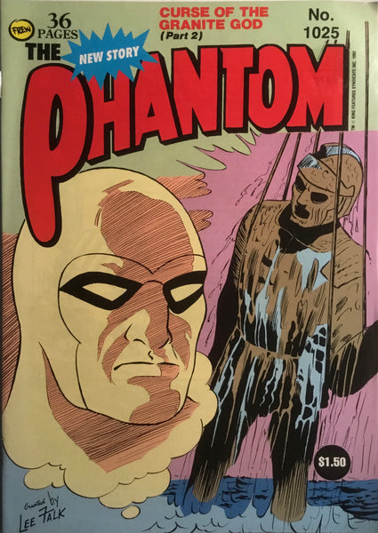 THE PHANTOM #1025
