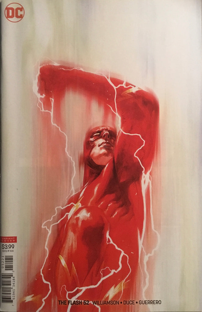 FLASH (REBIRTH) # 52 VARIANT COVER