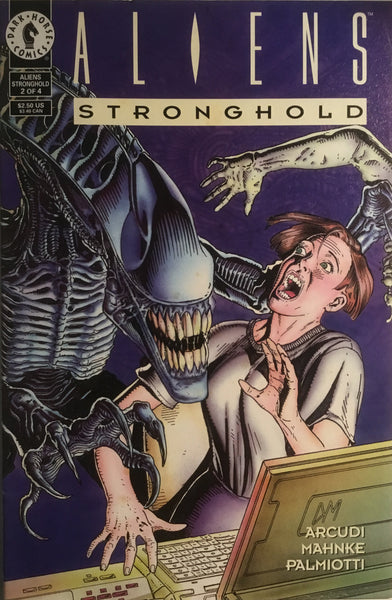 ALIENS : STRONGHOLD # 1 - 4