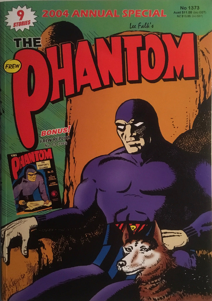 THE PHANTOM #1373