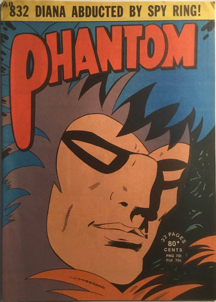 THE PHANTOM # 832