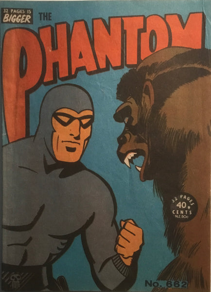 THE PHANTOM # 662
