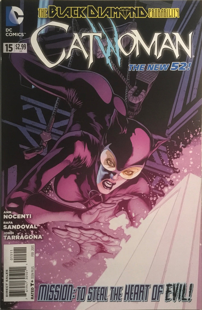 CATWOMAN (NEW 52) #15