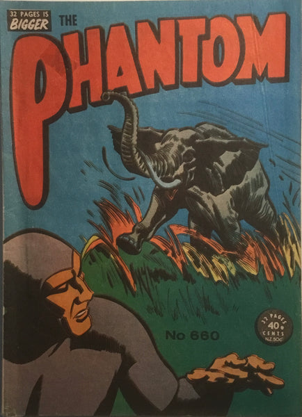 THE PHANTOM # 660