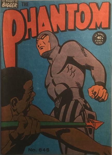 THE PHANTOM # 648