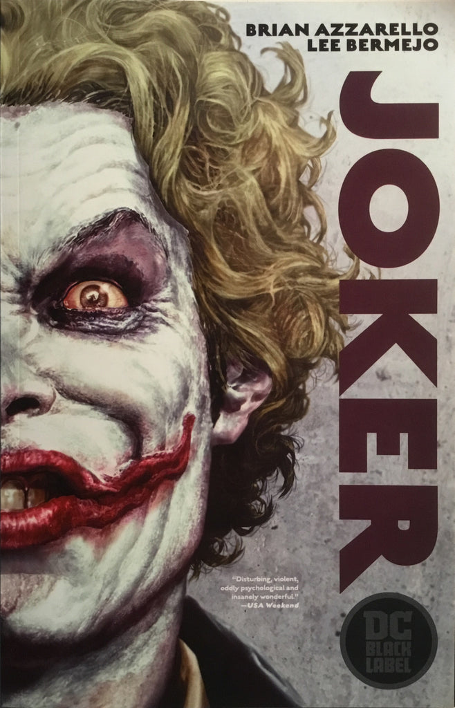 JOKER GRAPHIC NOVEL