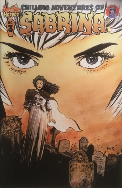 CHILLING ADVENTURES OF SABRINA # 3 (COVER A)