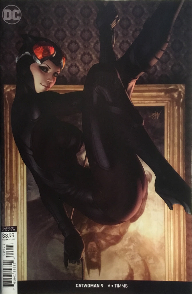 CATWOMAN (2018) # 9 ARTGERM VARIANT COVER