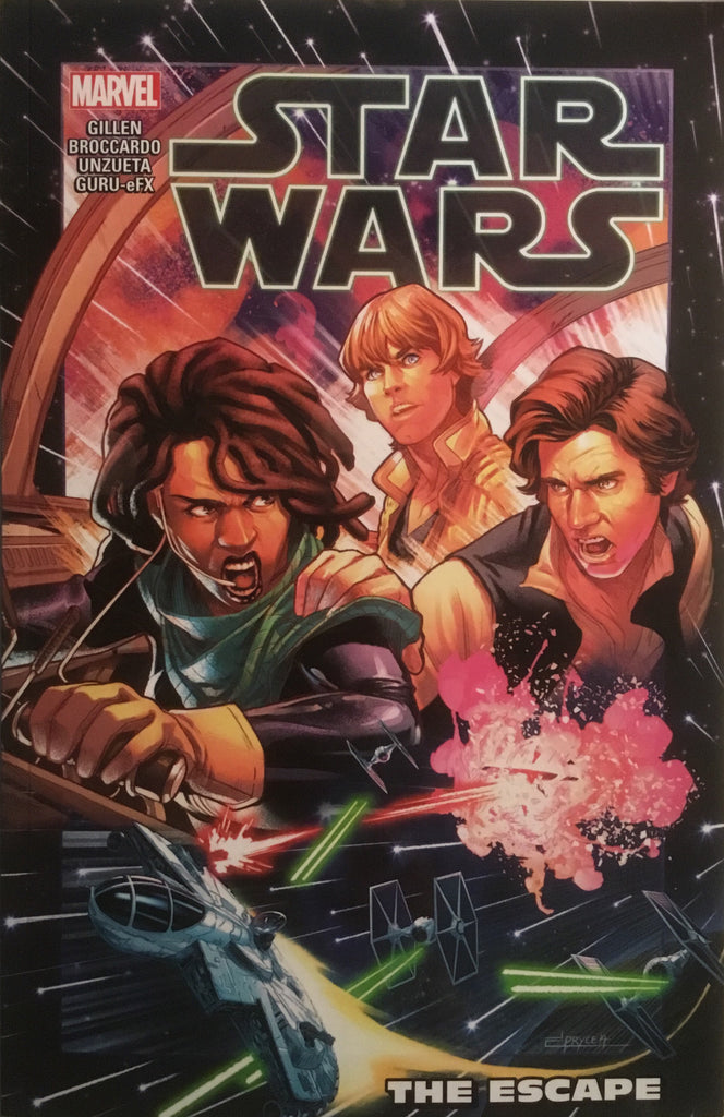 STAR WARS (MARVEL) VOL 10 THE ESCAPE GRAPHIC NOVEL