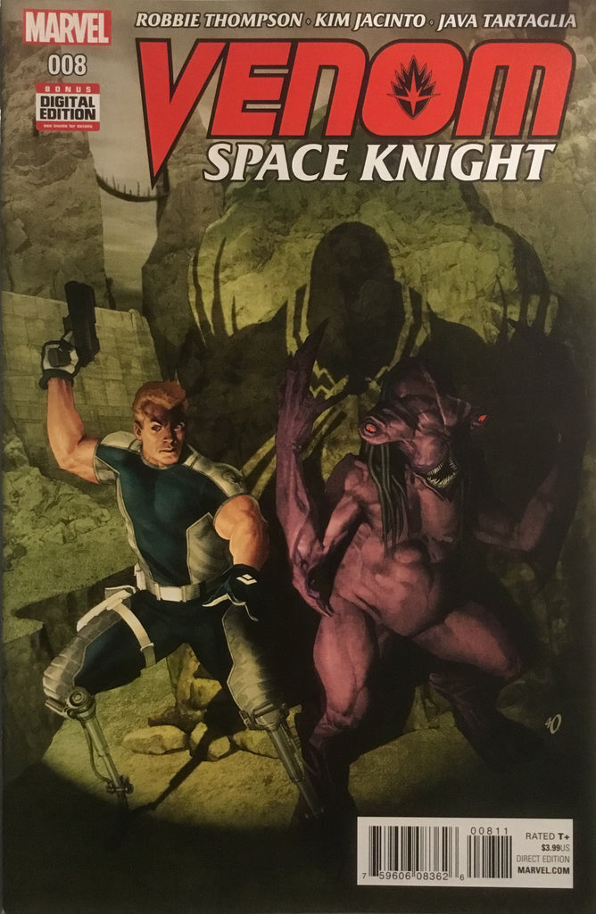 VENOM SPACE KNIGHT # 8