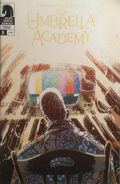 THE UMBRELLA ACADEMY SERIES 2 DALLAS  # 3