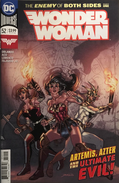 WONDER WOMAN (REBIRTH) #52