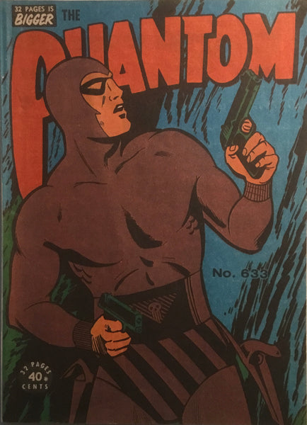THE PHANTOM # 633