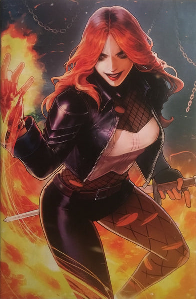 TYPHOID FEVER SPIDER-MAN # 1 TYPHOID MARY BATTLE LINES VARIANT COVER
