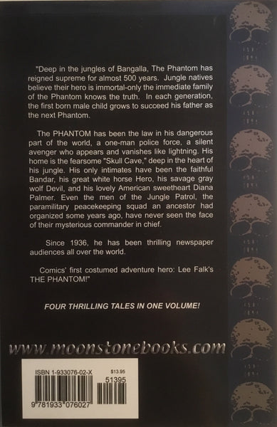 THE PHANTOM (MOONSTONE) GRAHAM NOLAN SUNDAYS VOLUME 1 GRAPHIC NOVEL