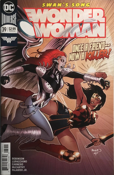 WONDER WOMAN (REBIRTH) #39