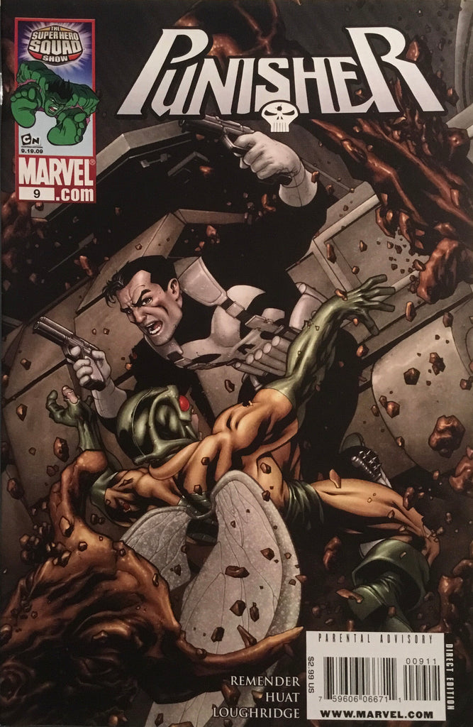PUNISHER (2009-2010) # 9
