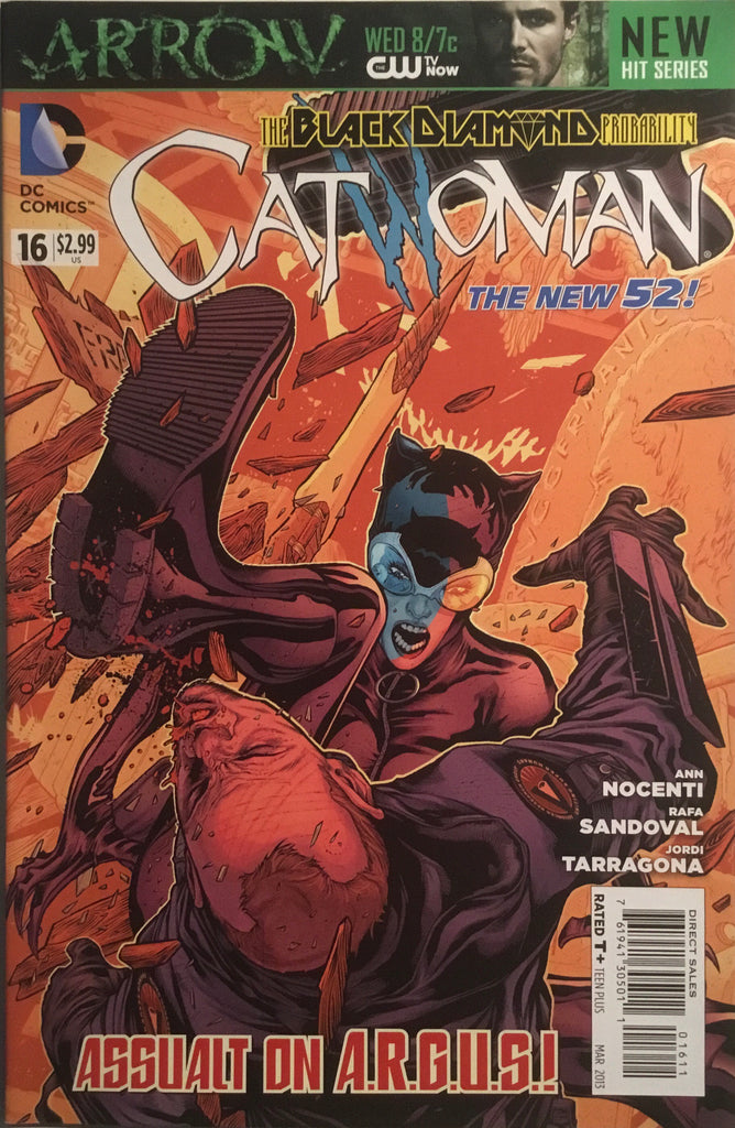 CATWOMAN (NEW 52) #16