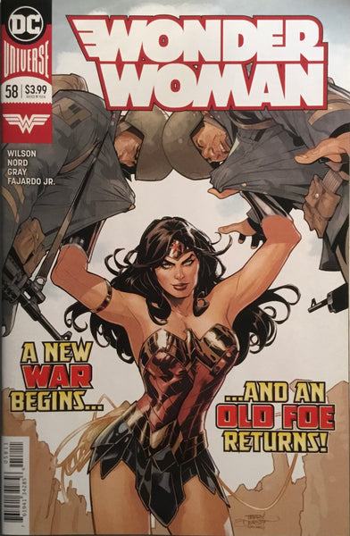 WONDER WOMAN (REBIRTH) #58