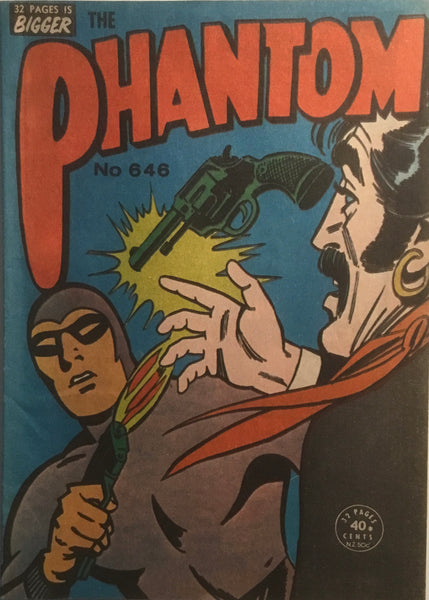 THE PHANTOM # 646