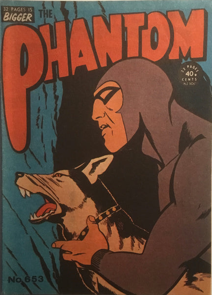 THE PHANTOM # 653