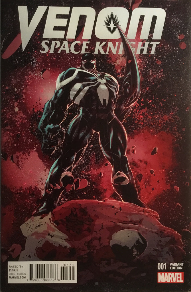 VENOM SPACE KNIGHT # 1 DEODATO 1:25 VARIANT COVER