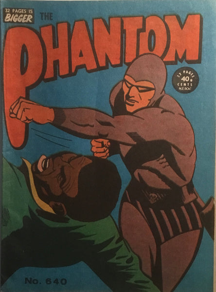 THE PHANTOM # 640