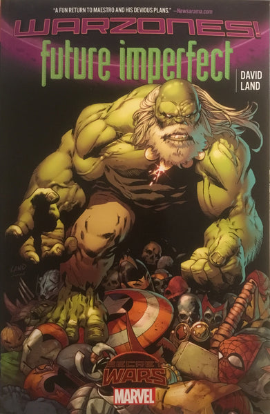 FUTURE IMPERFECT (SECRET WARS WARZONES) GRAPHIC NOVEL