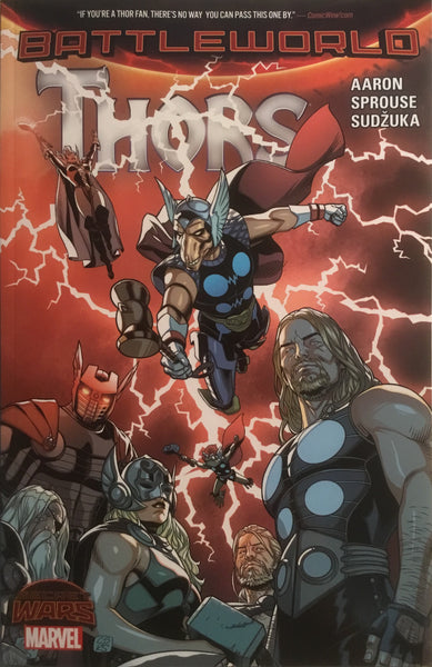 THORS (SECRET WARS BATTLEWORLD) GRAPHIC NOVEL
