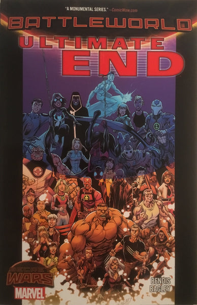 ULTIMATE END (SECRET WARS BATTLEWORLD) GRAPHIC NOVEL