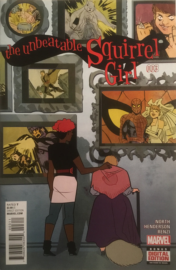 UNBEATABLE SQUIRREL GIRL (SERIES 2) # 3