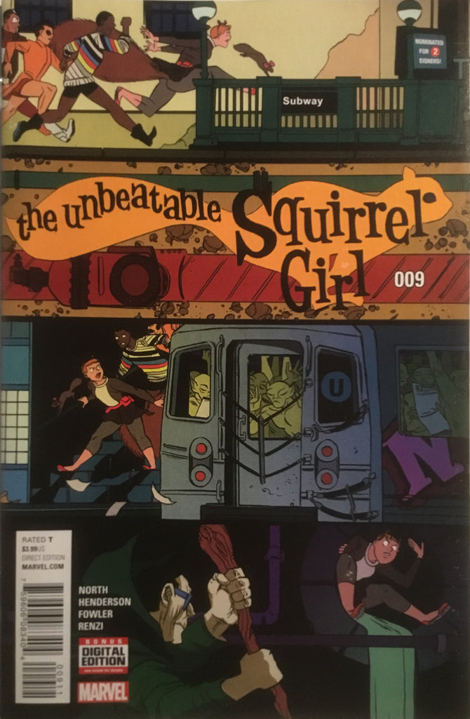 UNBEATABLE SQUIRREL GIRL (SERIES 2) # 9
