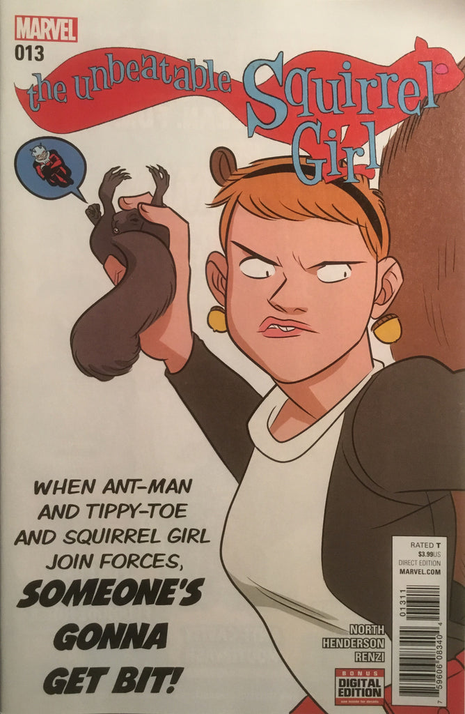 UNBEATABLE SQUIRREL GIRL (SERIES 2) #13