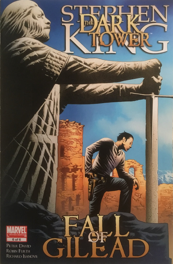 DARK TOWER (STEPHEN KING) FALL OF GILEAD # 6