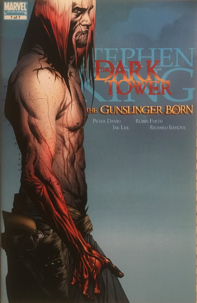 DARK TOWER (STEPHEN KING) THE GUNSLINGER BORN # 7