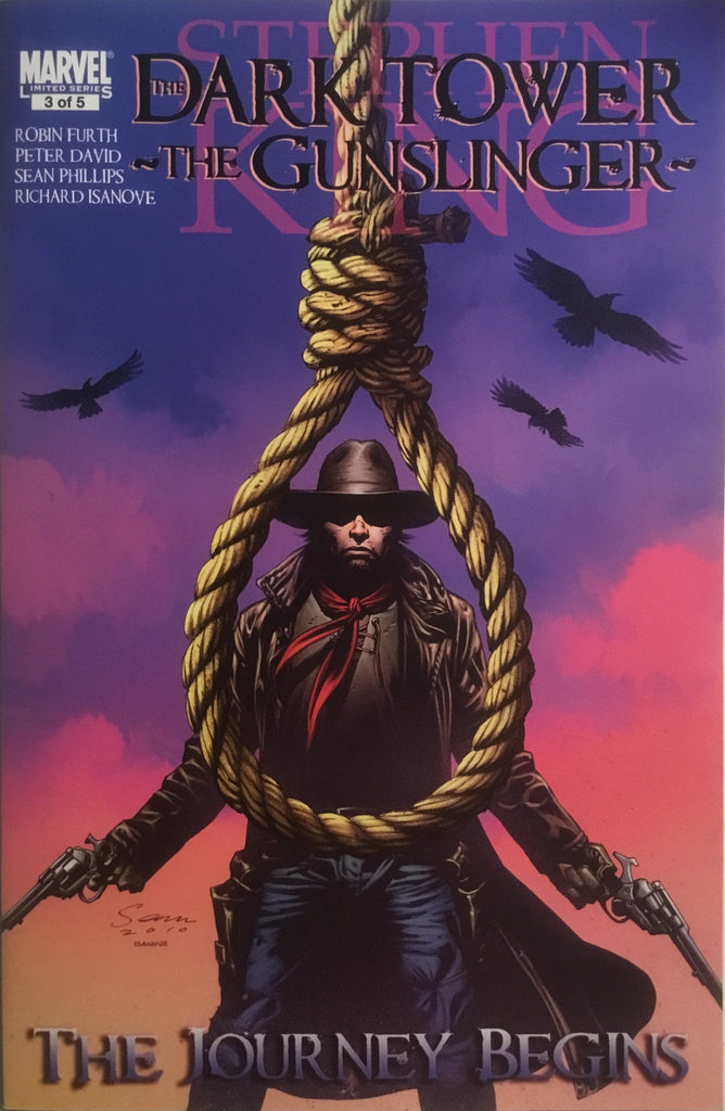 DARK TOWER (STEPHEN KING) THE JOURNEY BEGINS # 3