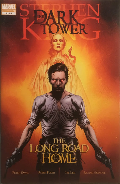 DARK TOWER (STEPHEN KING) THE LONG ROAD HOME # 1