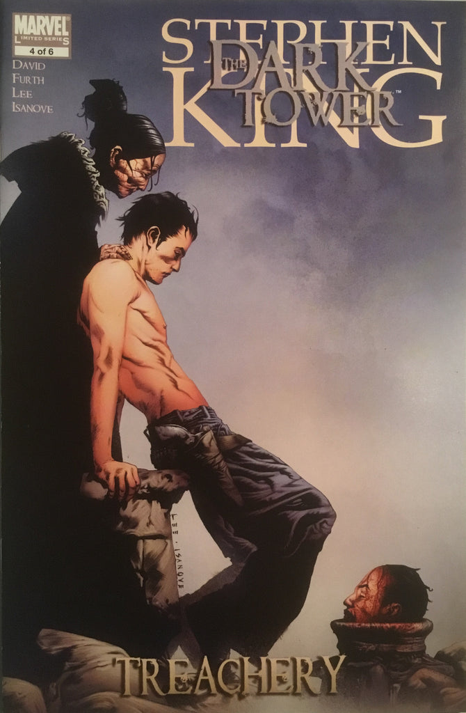 DARK TOWER (STEPHEN KING) TREACHERY # 4