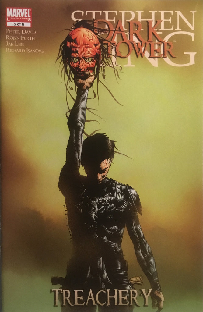 DARK TOWER (STEPHEN KING) TREACHERY # 5