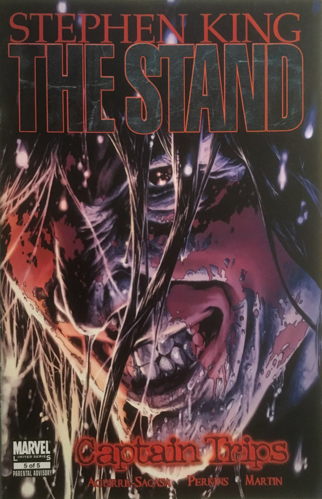 THE STAND (STEPHEN KING) CAPTAIN TRIPS # 5