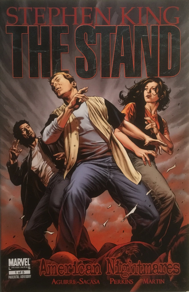 THE STAND (STEPHEN KING) AMERICAN NIGHTMARES # 1