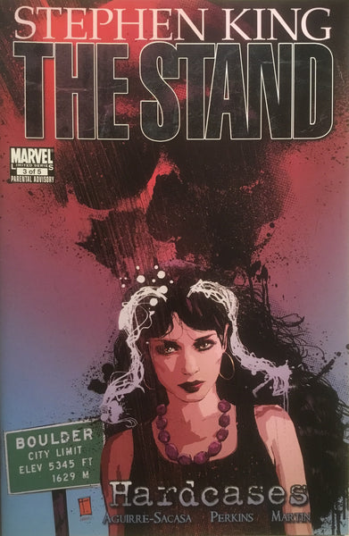THE STAND (STEPHEN KING) HARDCASES # 3