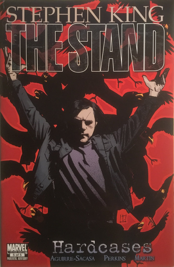 THE STAND (STEPHEN KING) HARDCASES # 5